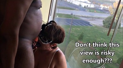 Old and young, Interracial, Young old, Mature black, Window, Mature ebony solo
