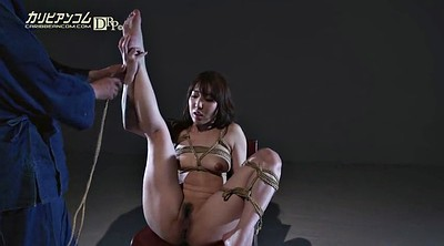 Tied up japanese, Asian bondage, Japanese yoga, Asian yoga, Tied tits, Japanese bondage