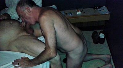 Old gay, Old cock, Old daddy gay, Licking granny ass, Huge cum