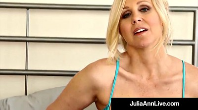 Julia ann, Julia, Mature pantyhose, Stocking mature, Mature stocking