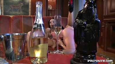 Double penetration, Donna bell, Big tits orgy