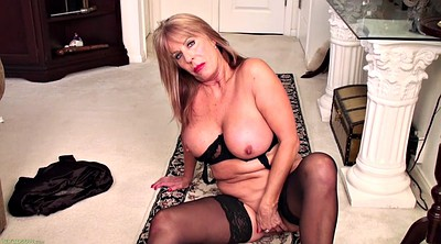 Stockings solo, Moms, Solo milf, Stocking milf
