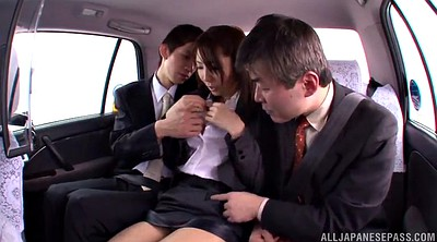 Asian pantyhose, Gay pantyhose, Backseat