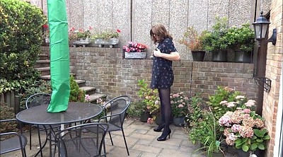 Crossdress, Alison, Garden