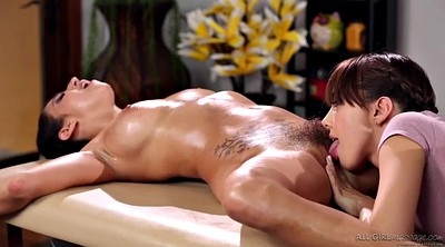 Hairy, Oil, Hairy massage, Masseuse, Jenna sativa