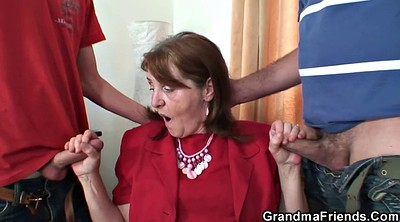 Office, Hot wife, Old young, Milf young