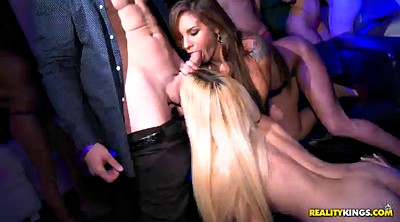 Sex party, Big ass orgy, Interracial orgy, Black group