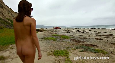 Young naked, Beach masturbation, Amateur granny