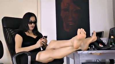 Asian foot, Asian feet, Foot goddess