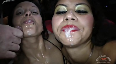 Creampie swallow