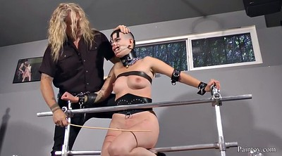 Leather, Pain, Caning, Spanks, Painful, Bdsm pain