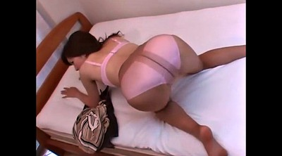 Japan, Japanese nylon, Japanese masturbating, Japanese milfs