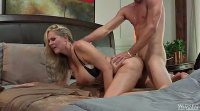 Julia ann, Handsome, Over