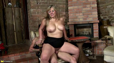 Young, Old bbw, Old mother