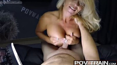 Milf creampie, Creampie close up