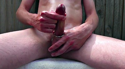 Ring, Granny masturbation, Oily