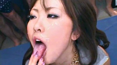 Sex, Bukkake, Japanese bukkake, Japanese big cock, Hot asian