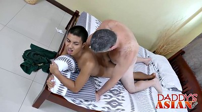 Asian young, Asian daddy, Young hard, Young asian, Asian old