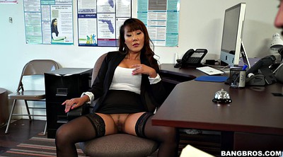 Office, Boss, Seducing