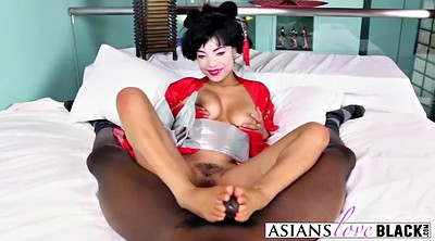 Asian feet, Asian footjob