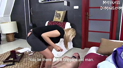 Slave, Spit, Femdom piss