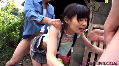 Asian gangbang, Japanese gangbang, Japanese outdoor, Japanese fingering, Japanese cute