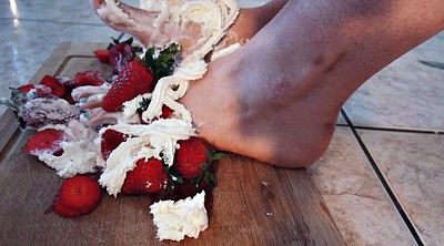 Whipped, Whipping, Strawberry