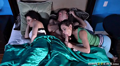 Sleeping, Chanel preston, Wife threesome, Cassidy klein