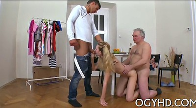 Farting, Teen pussy