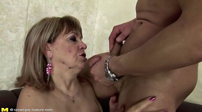 Granny anal, Old anal, Group anal