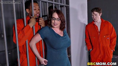 Mom hardcore, Mature bbc, Mom busty, Jail, Interracial mom, Ebony mom