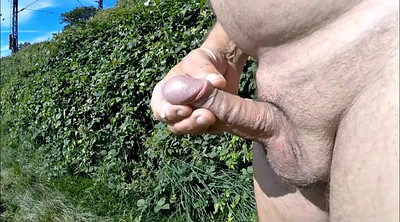 Public masturbation, Cock flash, Public gay, Public flash, Outdoor handjob, Flash cock