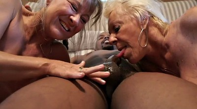 Granny black, Monster cock