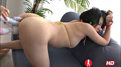 Asian bondage, Japanese bondage, Hairy squirt, Japanese squirting