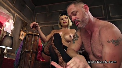 Slaves, Busty anal
