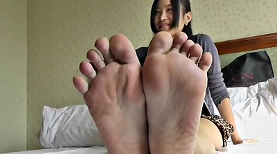 Foot, Asian feet