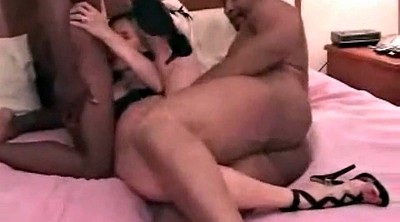 Wife, Wife bbc, Interracial wife, Amateur wife threesome