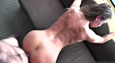 Swallow, Sit face, Russian milf, Rita, Face pov