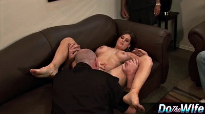 Wife fucked, Married