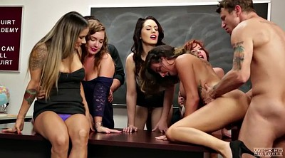 Squirt, Veronica avluv, Mom hot, Lesson