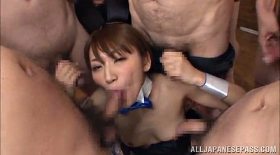 Asian tit, Asian pantyhose, Asian handjob