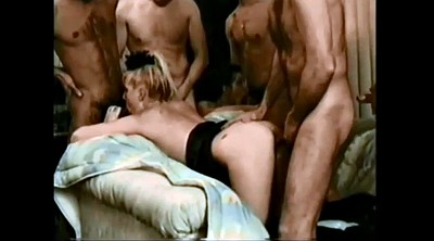 Double penetration, Group sex, French gangbang