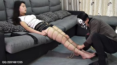 Hogtied, Asian solo