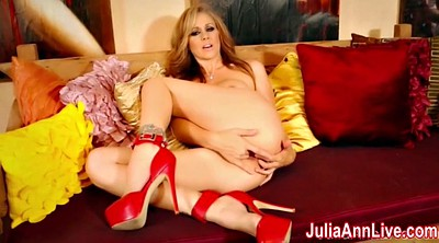 Julia ann, Julia, Anne, Red milf