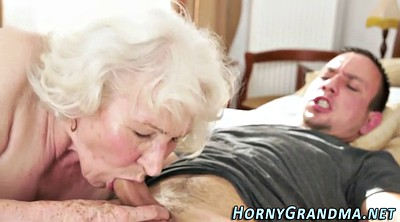 Hairy, Big mouth, Grandmother