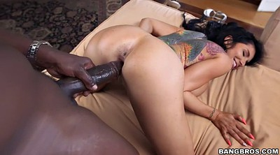 Big, Blacked, Romi rain