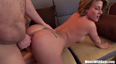 Mom anal, Mom anale