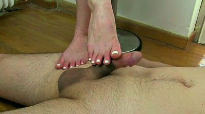 Foot, Footjob, Morning