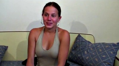 Casting, Anal casting, First anal, First porn