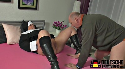 Bbw, German mature, Nuns, German bbw, Mature german, Mature big tits